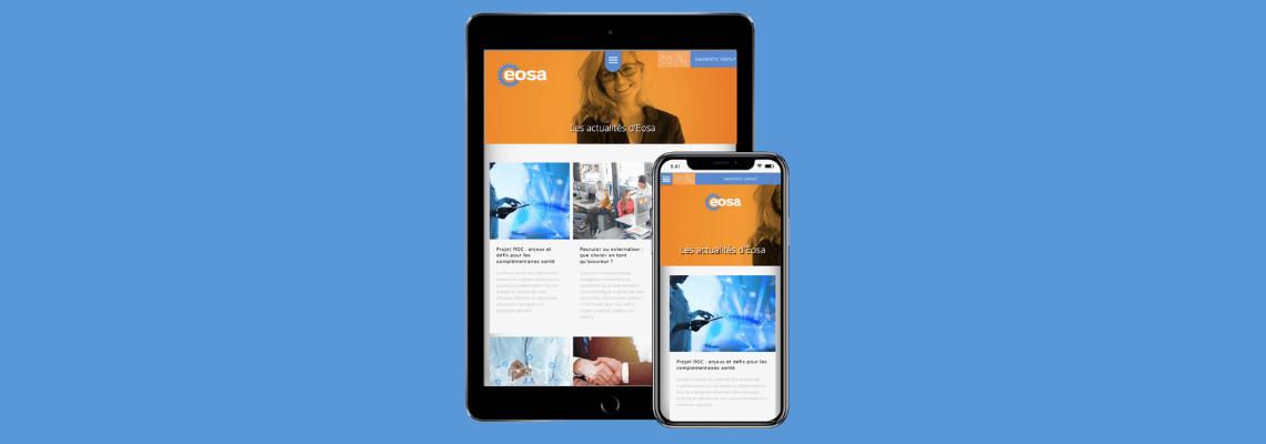 Le marketing de contenu pour renforcer la visibilité d'Eosa